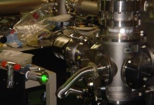 紫外線が金属を透過することを確証1