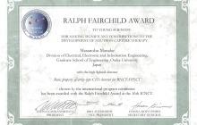 Ralph Fairchild Award